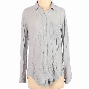 Abercrombie & Fitch soft slouchy button up Sm